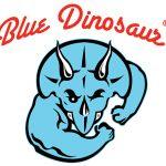 Blue Dinosaur (logo) - Supporting Sponsor of the Great Brisbane Bike Ride 2019